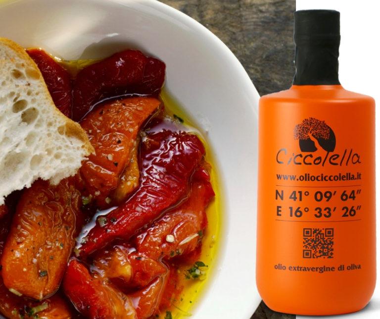 olio e peperoni pugliesi