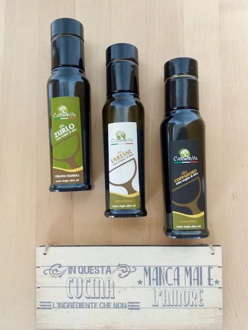 metodi conservazione olio extravergine di oliva dove conservo l'olio in dispensa